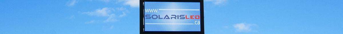 Solaris LED Banner